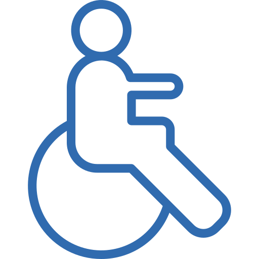 wheel-chair